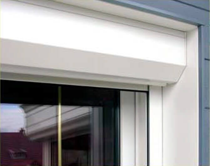 Volet roulant alu propose menuiseries for Pose volet roulant renovation